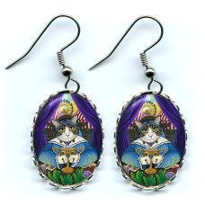 Earrings - Madame Zoe Teller of Fortunes