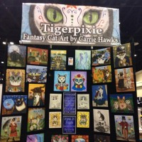 Tigerpixie - Megacon 2015 Artist Alley