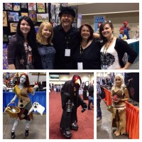 Tigerpixie - Megacon 2015 Art Friends & Cool Costumes