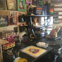 Tigerpixie Art Studio, Art Room 4