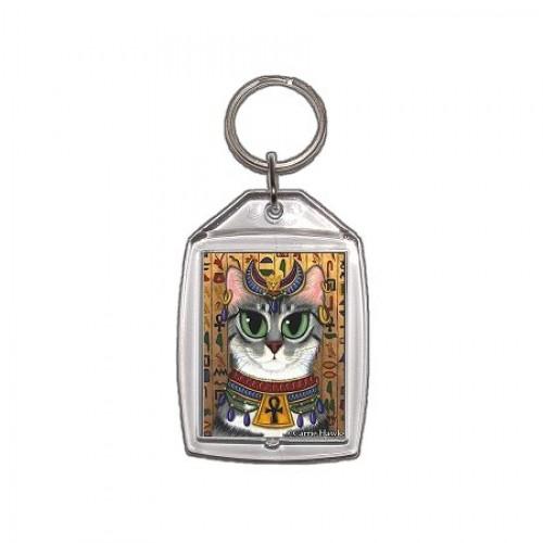 Keychain - Bast Goddess