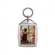 Keychain - Temple of Bastet