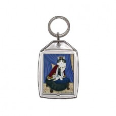 Keychain - Prince Anakin The Two Legged Cat