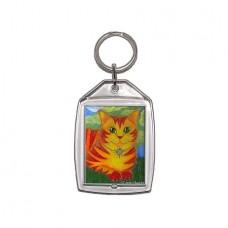 Keychain - Rajah Sun Cat