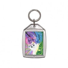 Keychain - Springtime Magic