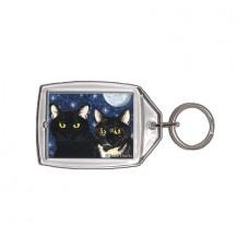 Keychain - Strangeling's Felines