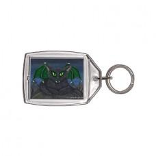 Keychain - Bela Vampire Cat