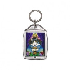 Keychain - Madame Zoe Teller of Fortunes