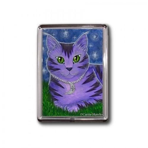 Magnet - Astra Moon Cat