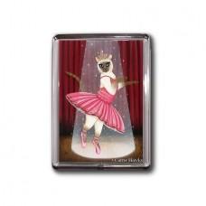 Magnet - Ballerina Cat
