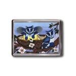 Magnet - Blue Jay Kittens