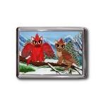 Magnet - Cardinal Cats