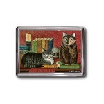 Magnet - Classic Literary Cats