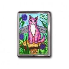 Magnet - Dea Dragonfly Cat