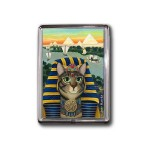 Magnet - Egyptian Pharaoh Cat