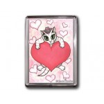 Magnet - Kitten With Heart
