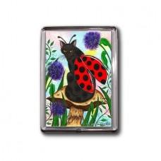 Magnet - Logan Ladybug Cat
