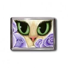 Magnet - Lavender Roses