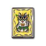 Magnet - Lil Mardi Gras Cat