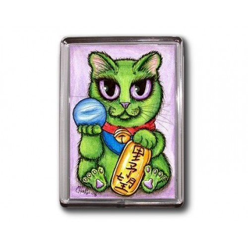 Magnet - Maneki Neko Ambition Cat