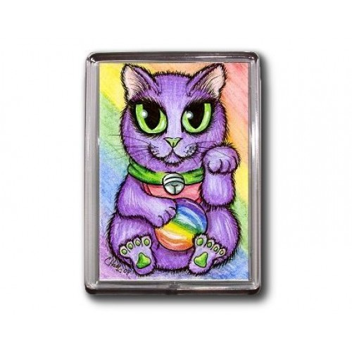Magnet - Maneki Neko Creativity Cat