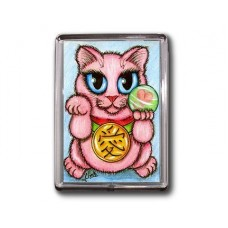 Magnet - Maneki Neko Love Cat