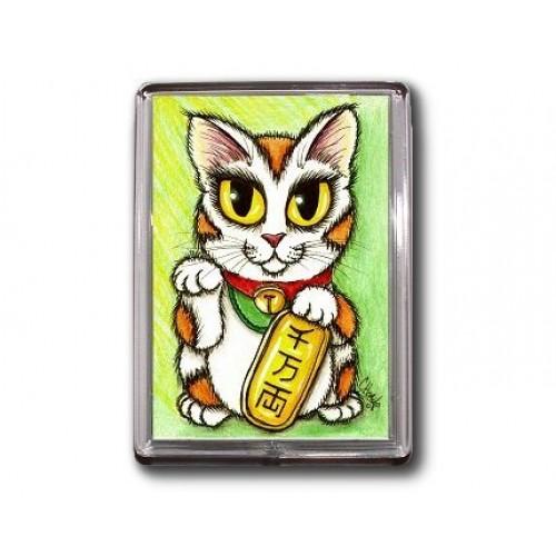 Magnet - Maneki Neko Luck Cat