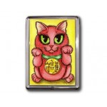 Magnet - Maneki Neko Protection Cat