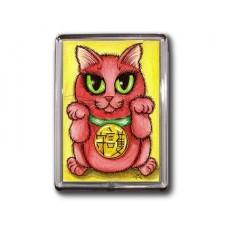 Magnet - Maneki Neko Protection Cat