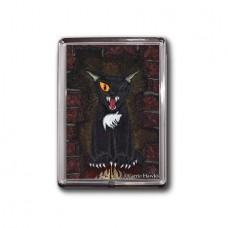 Magnet - The Black Cat