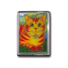 Magnet - Rajah Sun Cat