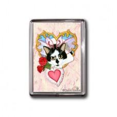 Magnet - My Feline Valentine