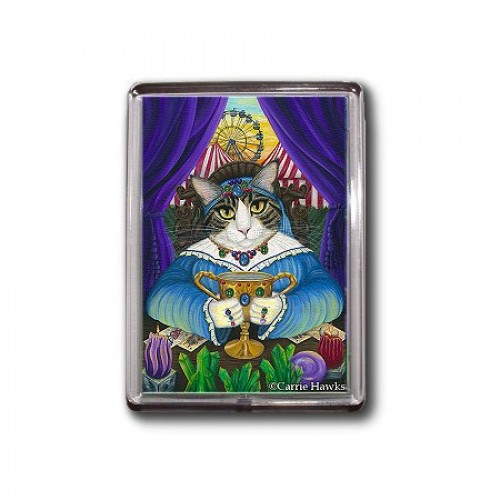 Magnet - Madame Zoe Teller of Fortunes