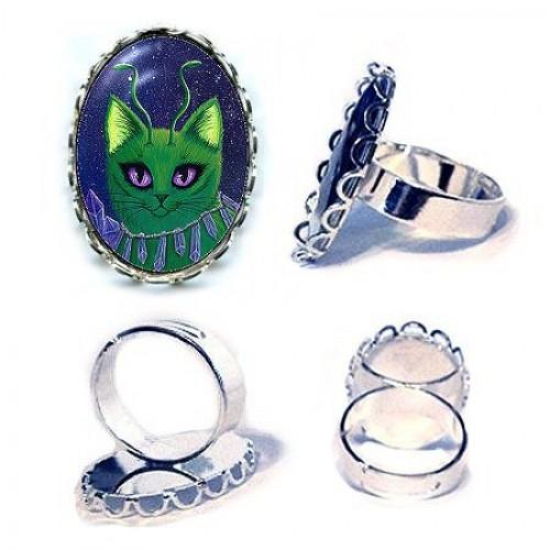 Ring - Alien Cats