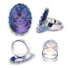 Ring - Astra Moon Cat