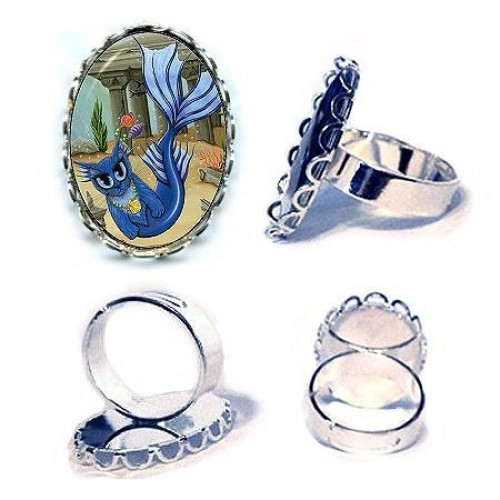 Ring - Atlantean Mercat