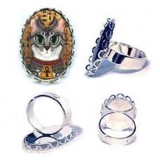 Ring - Bast Goddess