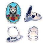 Ring - Day of the Dead Cat