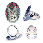 Ring - Garden Cat