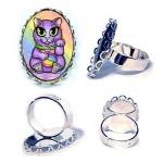 Ring - Maneki Neko Creativity Cat