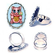 Ring - Maneki Neko Love Cat