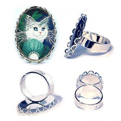 Ring - Purrincess Isadora